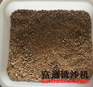 制砂生产线成品沙
