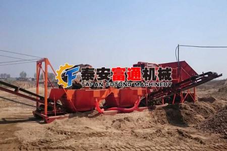 富通机械制砂洗沙机选址的相关知识