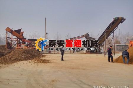 制砂生产线工艺的流程及常见配置