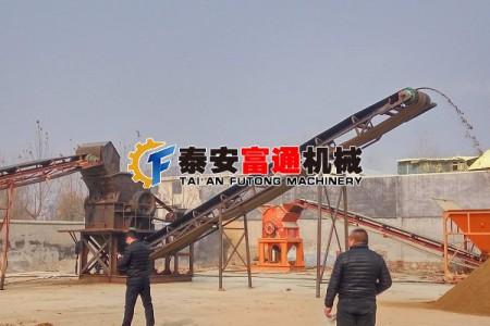 干法制砂生产线用于机制砂工艺中优势表现