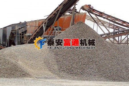 开办机制砂厂需要哪些配置?