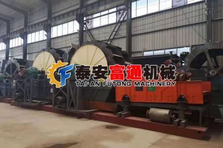 环保机制砂生产工艺流程、助您生产前行